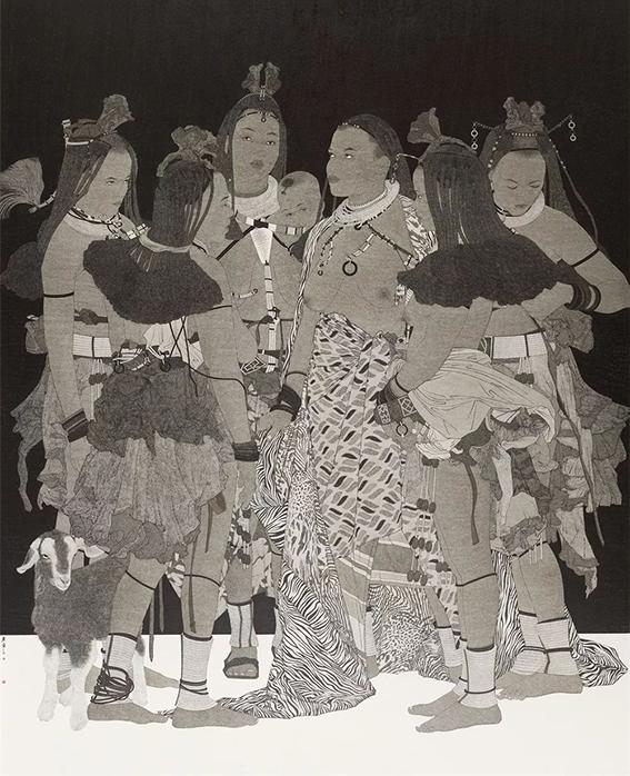 尚辉:在文化自信中凸显中国画艺术变革