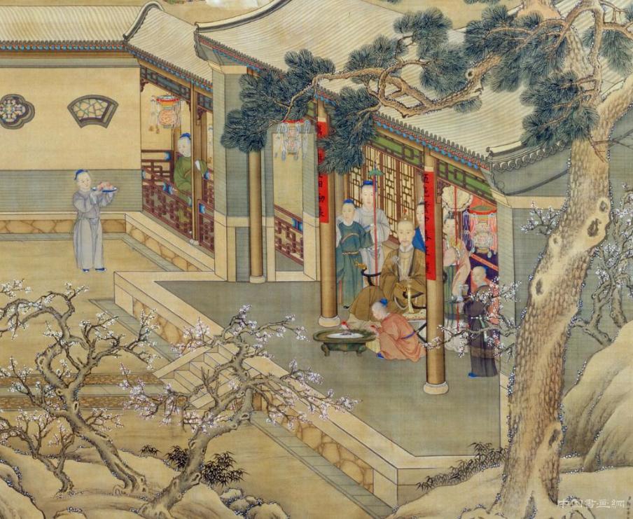 中国 乾隆 帝