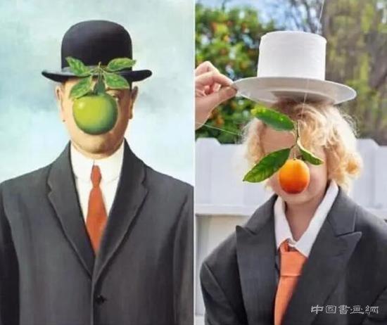 卷心菜豆子=蒙娜丽莎 外国网友隔离期艺术脑洞大开