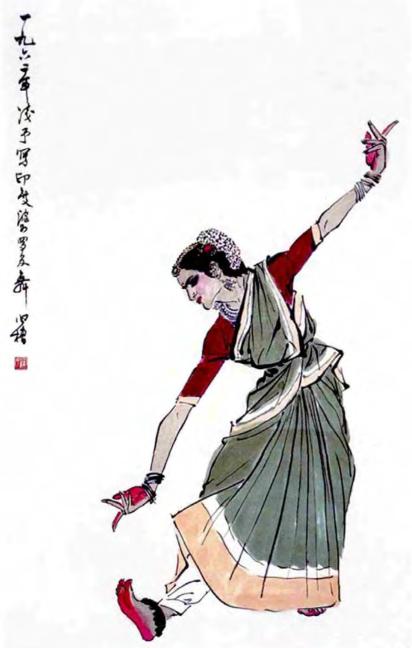 <b>20世纪中国写意人物画的高峰——叶浅予的艺术成就及历史价值</b>