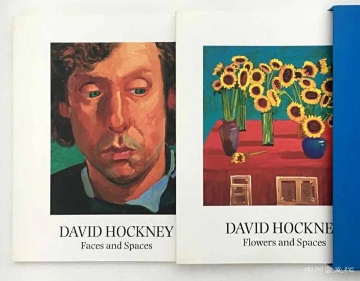 大卫・霍克尼《三十朵向日葵》首登亚洲拍场