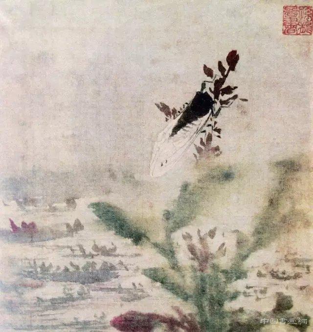 """中国画里的""""草虫"""""""