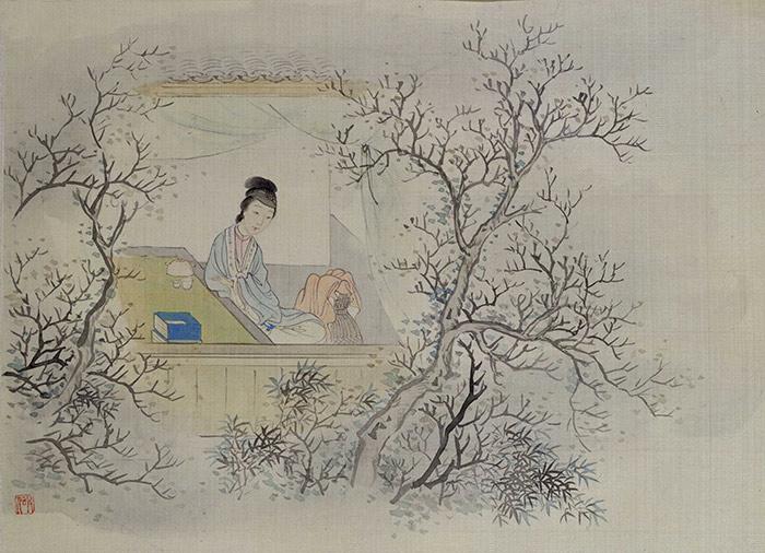 江南佳丽——苏州博物馆藏仕女画精品展