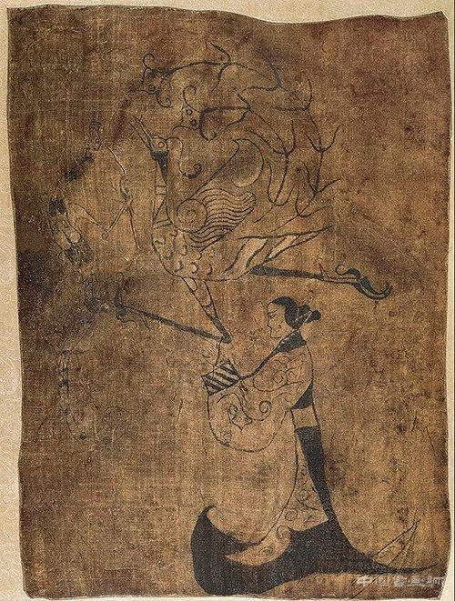 <b>刘凌沧:中国画的线描</b>