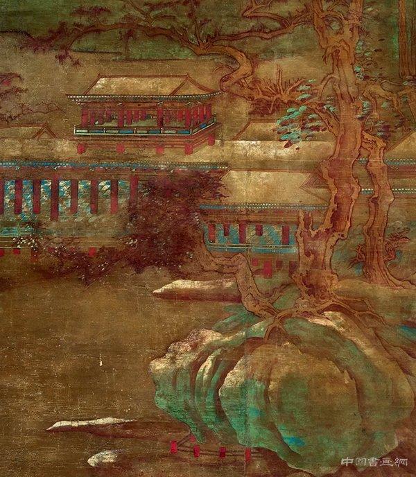 在《仙山楼阁》中追摹大唐盛世之霞光