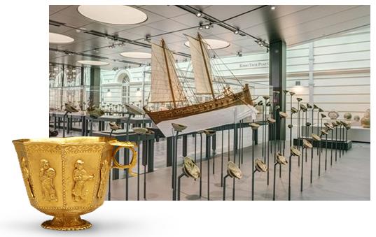 宝历风物:黑石号沉船出水珍品展在上博展出