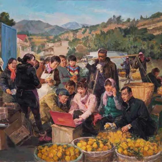 <b>范迪安:繁荣中国美术 满足人民审美新期待</b>