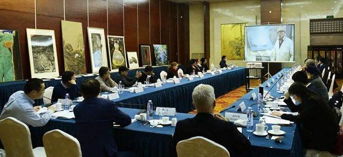 "<b>""多元的文化 共同的追求:中外文明交流互鉴专题研讨会""在京举办</b>"