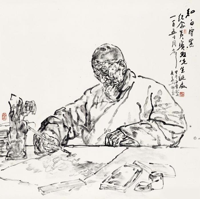 <b>吴山明:艺术实践杂记</b>