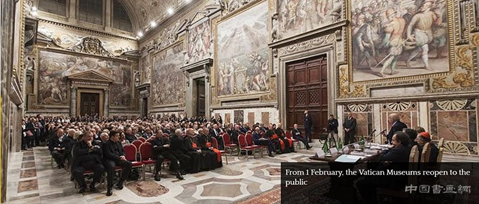 <b>结束88日关闭 梵蒂冈博物馆重新对外开放</b>
