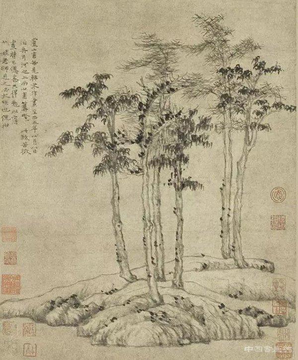 <b>首届'倪云林'全国美术作品展(中国画、油画)征稿启示</b>