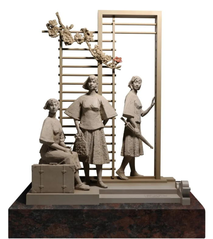 <b>佛山市庆祝中国共产党成立100周年美术作品展呈现动人画卷</b>